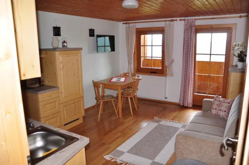 Wohnküche Karawankenblick