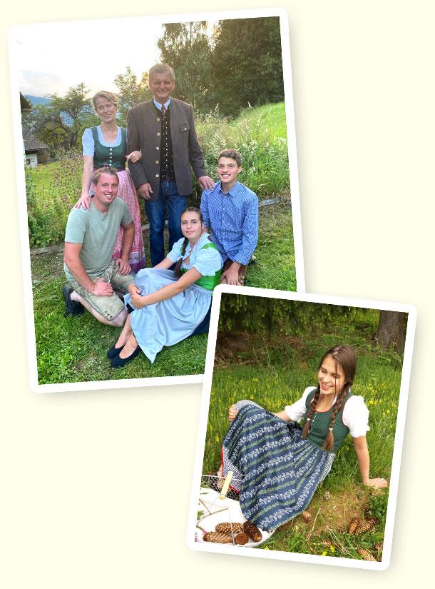 Familie Reiterer